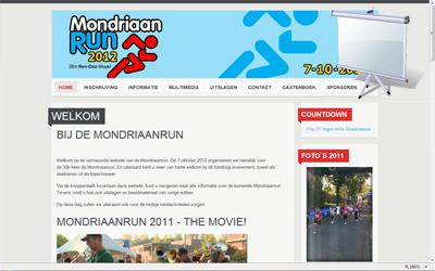 MondriaanRun